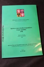 náhled knihy - Zpráva o stavu lesního hospodářství České republiky 1996