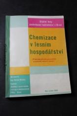 náhled knihy - Chemizace v lesním hospodářství /Praktická příručka pro potřebu pracovníků lesních závodů/