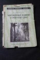 náhled knihy - Mičurinské záběry z pěstění lesů
