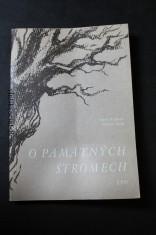 náhled knihy - O památných stromech