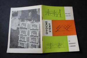náhled knihy - Ovocné stěny
