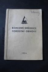 náhled knihy - Rámcové směrnice porostní obnovy