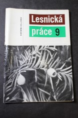 náhled knihy - Lesnická práce 9