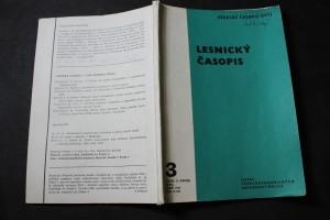 náhled knihy - Lesnický časopis 3
