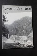 náhled knihy - Lesnická práce 1