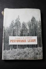 náhled knihy - Pestovanie lesov
