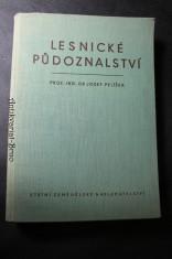 náhled knihy - Lesnické půdoznalství : celost. vysokošk. učebnice