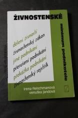 náhled knihy - Živnostenské minimum podnikatele
