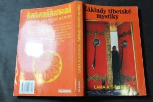 náhled knihy - Základy tibetské mystiky : Podle esoterických nauk Velké mantry Óm mani padme húm