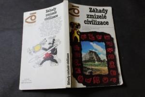 náhled knihy - Záhady zmizelé civilizace