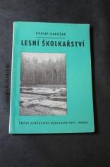 náhled knihy - Lesní školkařství : Zkušenosti z dlouholeté školkařské praxe
