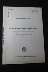 náhled knihy - Jakost plodů a semen lesních dřevin