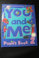 náhled knihy - You and Me, Pupils Book 2