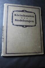 náhled knihy - Kleinbaufen und Siedelungen