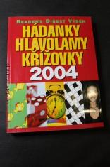 náhled knihy - Hádanky, hlavolamy, křížovky