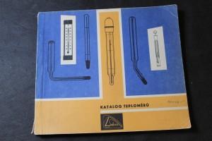 náhled knihy - Katalog teploměrů ; Katalog hustoměrů Katalog hustoměrů