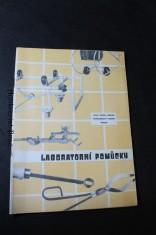 náhled knihy - Laboratorní pomůcky