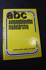 náhled knihy - Abc automobilového modelárstva