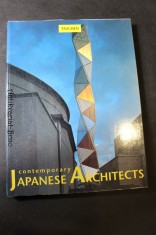 náhled knihy - Contemporary Japanese Architects