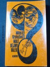 náhled knihy - Malé dějiny válek