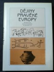 náhled knihy - Dějiny pravěké Evropy