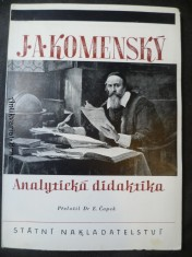 náhled knihy - Analytická didaktika