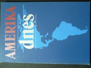 náhled knihy - Amerika dnes