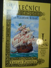 náhled knihy - Válečníci pod plachtami korábů I. díl