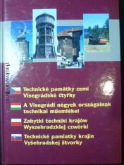 náhled knihy - Technické památky zemí Visegrádské čtyřky