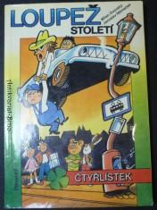 náhled knihy - Čtyřlístek - Cirkus Pepi / Loupež století