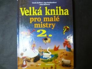 náhled knihy - Velká kniha pro malé mistry 2.