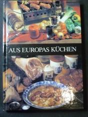 náhled knihy - Aus Europas Küchen