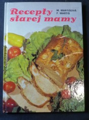 náhled knihy - Recepty starej mamy