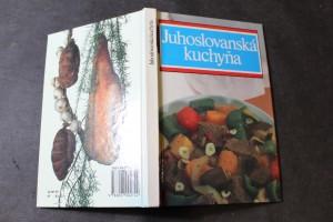 náhled knihy - Juhoslovanská kuchařka