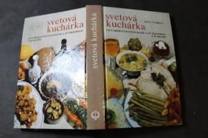 náhled knihy - Svetová kuchárka : 124 farebných fotografií a 437 predpisov z 80 krajín