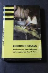 náhled knihy - Robinson Crusoe