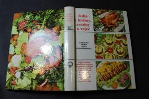 náhled knihy - Jedlá z hydiny, zveriny a vajec