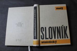 náhled knihy - Malý ateistický slovník