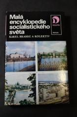 náhled knihy - Malá encyklopedie socialistického světa