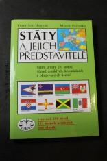 náhled knihy - Státy a jejich představitelé : státní útvary 20. století včetně zaniklých, koloniálních a okupovaných území