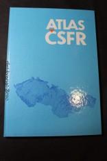 náhled knihy - Atlas ČSFR