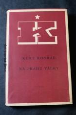 náhled knihy - Na prahu války : Výb. článků z let 1930 až 1938