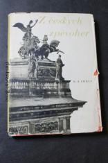 náhled knihy - Z českých zpěvoher