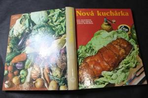 náhled knihy - Nová kuchárka