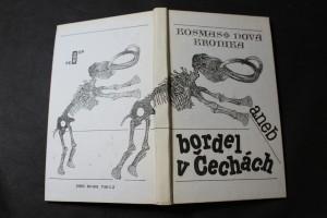 náhled knihy - Kosmas nová kronika, aneb, bordel v Čechách
