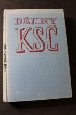 náhled knihy - Dějiny Komunistické strany Československa