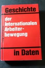 náhled knihy - Geschichte der internationalen Arbeiterbewegung in Date
