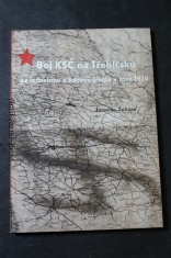 náhled knihy - Boj KSČ na Třebíčsku za jednotnou a lidovou frontu v roce 1938