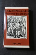 náhled knihy - Dokumente aus dem deutschen Bauernkrieg