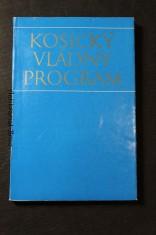 náhled knihy - Košický vládny program